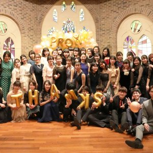 【パーティーレポート】<br>PROM NIGHT PARTY <br>~14TH KUGENUMA ENGLISH COURSE~